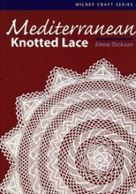 Craft Books Mediterranean Knotted Lace s3469