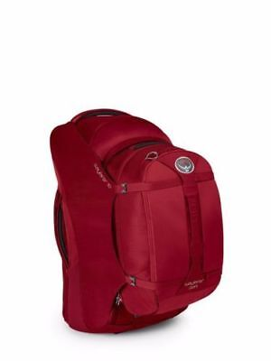 Osprey Wayfarer 70 Garnet Red CLEARANCE DEAL