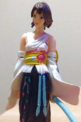 SQEX Square Enix Final Fantasy Trading Arts YUNA Figure FFX