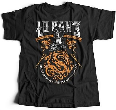 9393 Lo Pans Restaurant T-Shirt Big Trouble in Little China Pork Chop Express