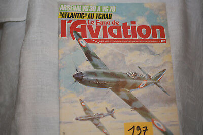 le fana de l'aviation-n°197-les chasseurs Arsenal VG30 àY670-le Typhoon (fin)-