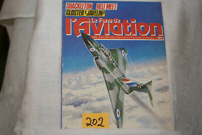 le fana de l'aviation-n°202-le CL215 Candair 2°-l'Hydravion B.V.138 3°-9/86