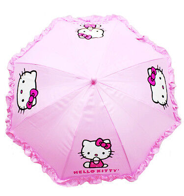 Hello Kitty Toddler Girls Umbrella Age 4 and up