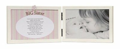 The Grandparent Gift Co. Sweet Something Frame, Big Sister FREE2DAYSHIP TAXFREE
