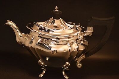 Vintage .925 Sterling Silver Tea Pot (495 grams) Collectable Item