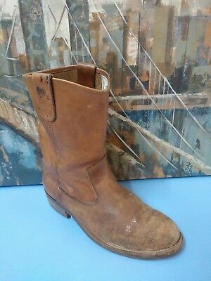 Iron Age Wellington EH  Boot - Brown, Size 9.5 D, Style 634