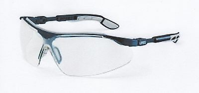 Safety Glasses Uvex I-VO 5 x pair MADE IN GERMANY  MEETS AS/NZS 1337 CLEAR LENS