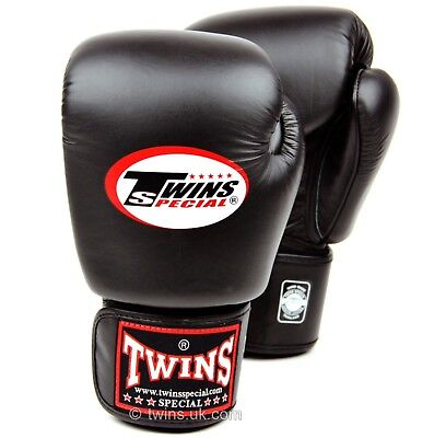 Twins Special Bgvl-3 Blk 12oz Muay Thai/ Boxing Gloves