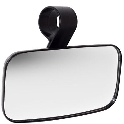 Universal Rear View Mirror for UTV Off Road Adjustrable Wide Rear Clear View J1#