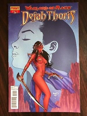 WARLORD OF MARS: DEJAH THORIS #24 (2013, Dynamite) COVER A - PAUL RENAUD COVER!!