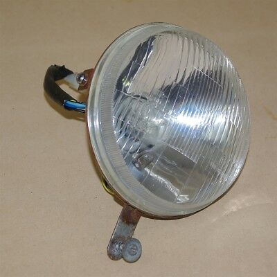 Used Headlight Assembly and Centre Panel For a VMoto Milan 50cc Scooter