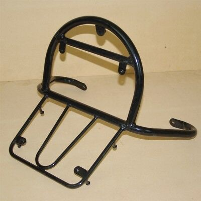 Used Black Front Basket Bracket For TGB Delivery Scooter
