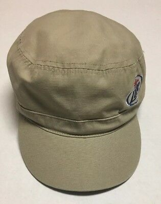 Miller Lite Cadet Cap Alcohol Beer Hat Milwaukee Wisconsin WI Military Style