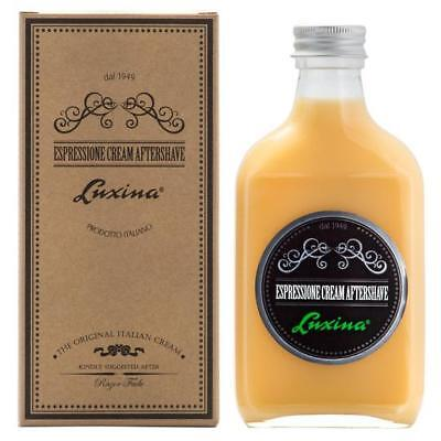 Luxina Espressione Aftershave Cream 200ml Men's Grooming