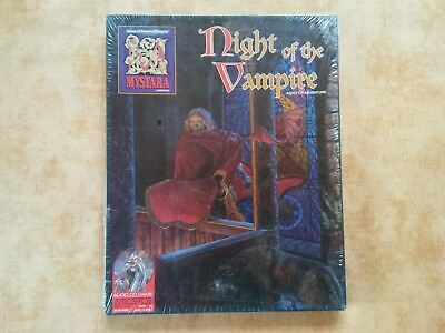 Dungeons & Dragons - NIGHT OF THE VAMPIRE  englisch  NEU / Sealed #