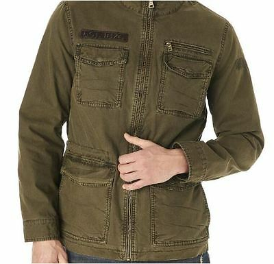 G.H. Bass & Co. COTTON FIELD JACKET - Large - New with tags