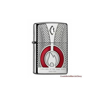475/750 60001651 ARMOR HIGHT POLISH CHROME LIMITED EDITION Zippo