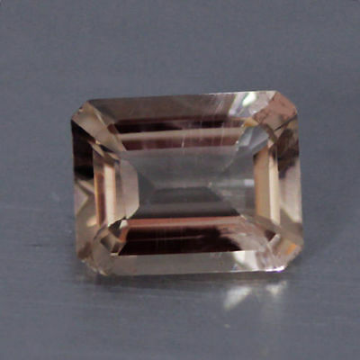 2.81Cts Hot Sale!! Flawless Clean  100%natural Peach Color Morganite