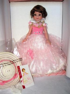 "97 Robert Tonner 14"" Betsy McCall DOLL Commemorative Postal Stamp Pink Gown NRFB"