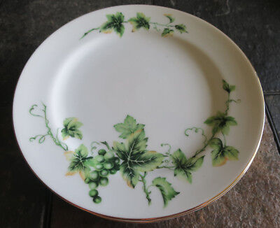 Virginia by Monarch china Occupied Japan Salad Plate lot of 6