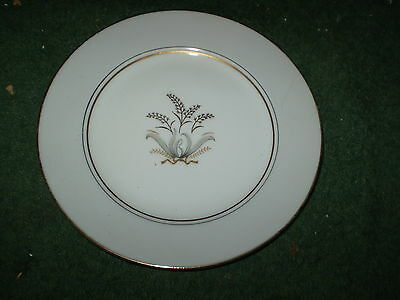 Napco Crest Royal Regency Bread Plate  Bowl