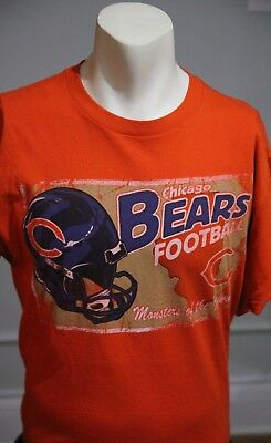Men s Chicago Bears Monsters of the Midway Shirt NFL Team Apparel Size Large b0579a6e1