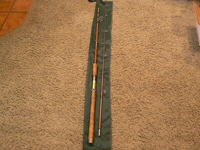 Vintage Wright & McGill Granger Steelie 8480 Fishing Rod - 8 Ft (Eagle Claw)