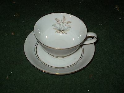 Napco Crest Royal Regency Cup And Saucer Set