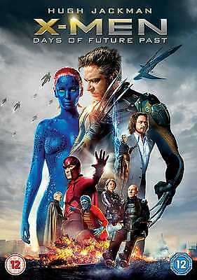 X-Men - Days Of Future Past - Dvd Movie (2014) - New & Sealed!
