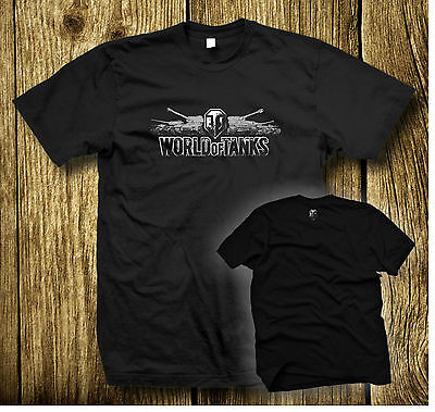 WoT world of tanks - Gamer T-shirt - HQ cotton! Made in EU!
