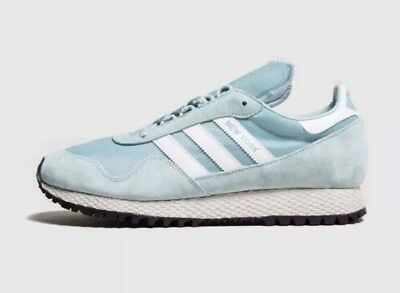 eb63a14c1a1421 Adidas Originals New York BB1190 Mint Trainers Size 9 Mens Brand New FREE  S H