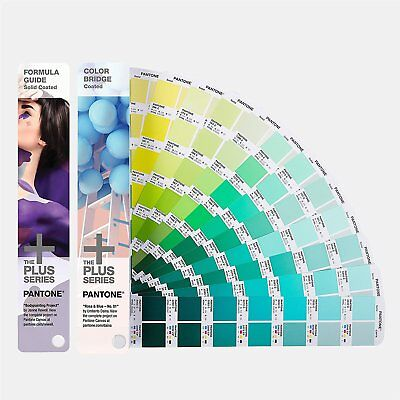 Pantone Coated Combo (Formula Guide Coated  and Color Bridge Coated)