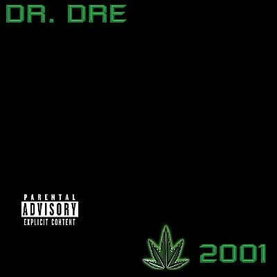 Dr Dre 2001 Chronic New Free Shipping