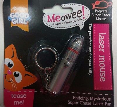 Good Girl Laser Pen Cat Toy / Laser Cat Teaser Laser Mouse Cat Toy