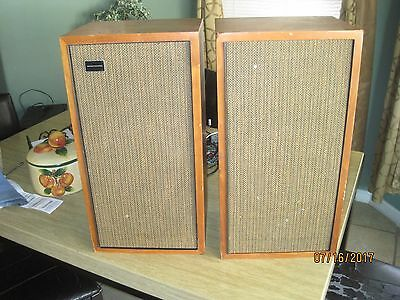 Vintage Marantz Imperial 5 Speakers Great Sound Look Pictures.
