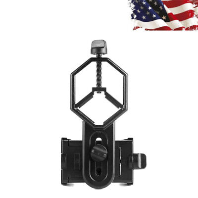 Universal Telescope Cell Phone Mount Adapters for Monocular Spotting Scopes US