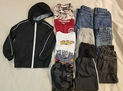 Boy's Size 4/5 Fall/winter Lot 14 Pieces Nike, Old Navy
