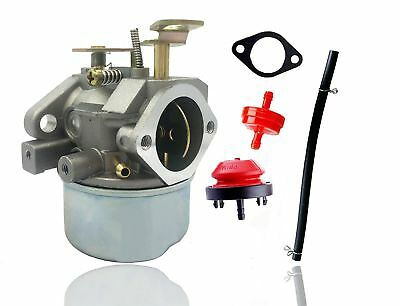 640052 Carburetor For Tecumseh HMSK80 HMSK90 8hp 9hp 10hp SNOW BLOWER -FREE SHIP