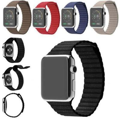 NEW Genuine Original Watch Band Strap Magnetic Buckle For Apple Watch Series 321