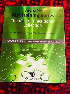 FasTrak NLP Training Series the Master Practitioner Collection, Ted James
