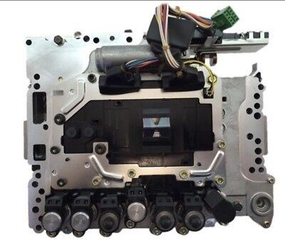 Re5R05A Valve Body W Solenoids And Tcm Nissan Xterra 2002-2006