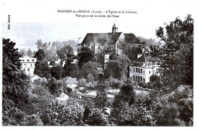 (S-3894) FRANCE - 02 - ESSOMES SUR MARNE CPA      RABATE ed.