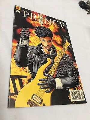 Prince Alter Ego #1, Printing 1N 1991 Newsstand Variant 1st Printing HIGH GRADE