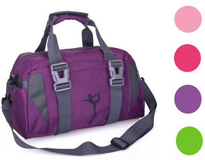 Small Dance Duffle Bag For Girls Sport Gym Bags For Women Yoga Bag