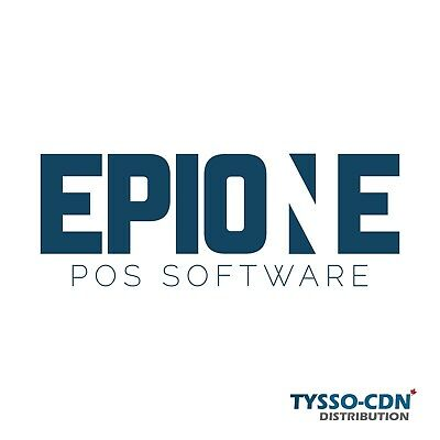 Restaurant POS System EPIONE Softwar, Monthly Subscription Activation cost ONLY