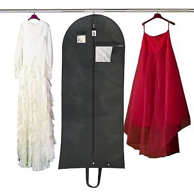 TOP QUALITY Breathable 60″ Garment Bag for Dress/Wedding Party Dress, Lightwei
