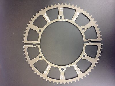 Nitro Manufacturing 68 Tooth Hard-Anodize Go Kart Racing Split Gear Sprockets