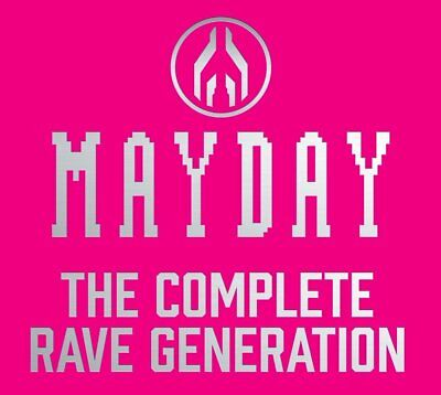 MAYDAY - The Complete Rave Generation 4xVinyl