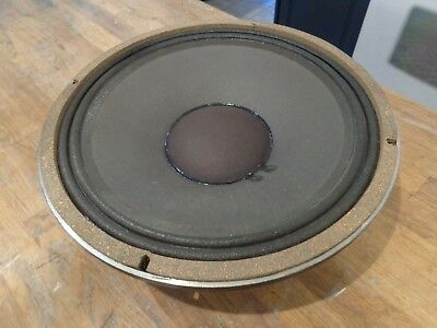 Vintage Jbl 2202-H 2202H Woofer Very Good Cond Midwoofer Perfect Working