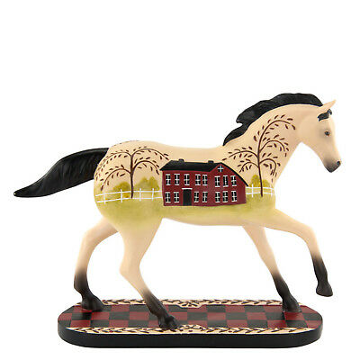 Enesco Trail Of Painted Ponies Happy Trails Figurine SIMPLY HOME #4026352 Horse
